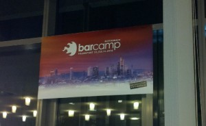 Barcamp RheinMain bcrm14 am 22. und 23. Novemer 2014 in Frankfurt am Main